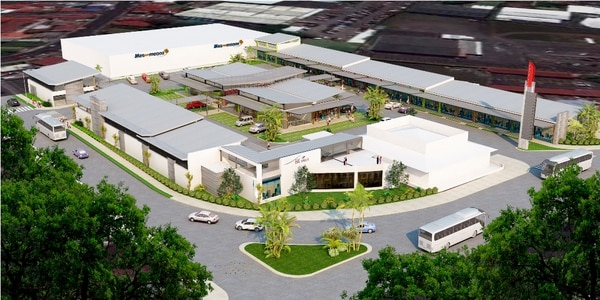 Plaza comercial tibase a feria del norte cambia de nombre for Centro comercial barbera del valles