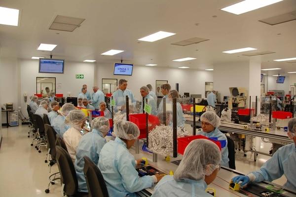 Boston Scientific Costa Rica se consolida como la única planta de electrofisiología de la compañía en el mundo.