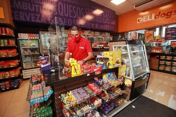 La cadena Delimart apunta a cerrar el año con hasta tres tiendas nuevas. Fotos: John Durán