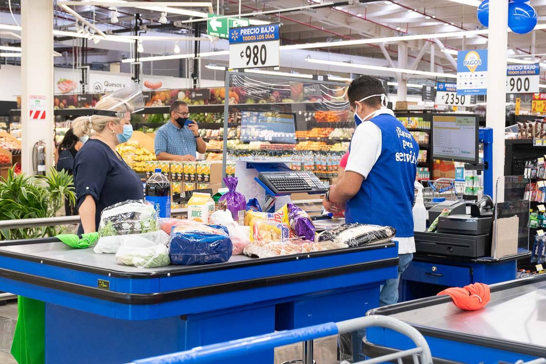 El nuevo Walmart implicó una inversión de más de ¢10.000 millones y la contratación de 123 personas. Foto: Cortesía Walmart.