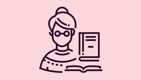 ¿Cómo impacta el IVA a Kattia, la profesora universitaria? Ilustración: Shutterstock.