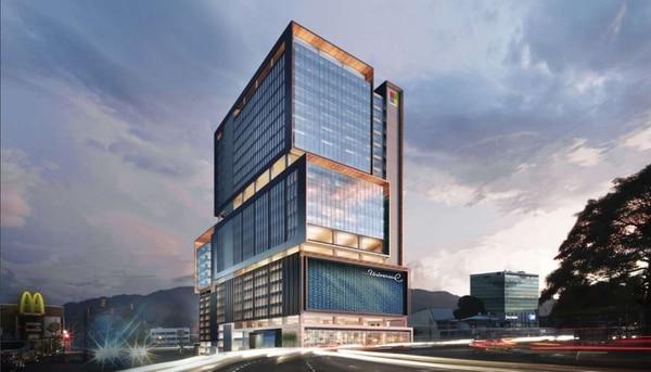 Nueva sede regional de Microsoft se instalará en la Torre Universal en Sabana. Esta construcción representará el inició de lo que será un distrito tecnológico en San José.