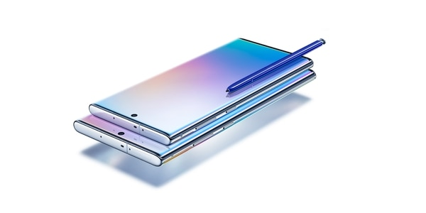 Galaxy Note10 estará disponible a partir del 23 de agosto en los mercados internacionales. Foto: Samsung.