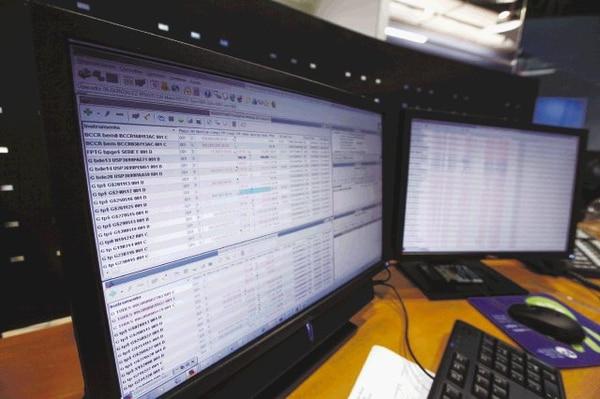 El mercado local de valores tuvo un descenso del 2% en el volumen total transado en el 2012 con respecto al 2011.