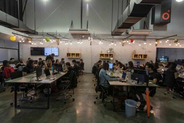 Double Digit amplió sus oficinas con nueva unidad para el desarrollo de estrategias de comunicación basadas en ciencia de datos. (Foto: José Cordero).