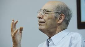 """Eduardo Lizano: """"Hay que hacer gala de un extraordinario sentido común"""""""