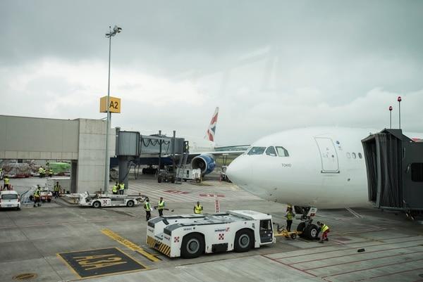En 2019 Aeris cumplió 10 años de administrar el Aeropuerto Internacional Juan Santamaría. Foto: Eyleen Vargas