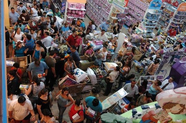 El black friday, o día de descuentos en el comercio, se realizará el 23 de noviembre.