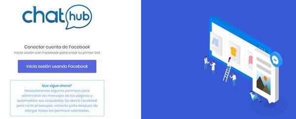 Edna lanzó plataforma para que los negocios puedan tener y configurar su propio chatbot en Facebook, a través del Messenger, o en el sitio web de la empresa. (Foto cortesía Edna)