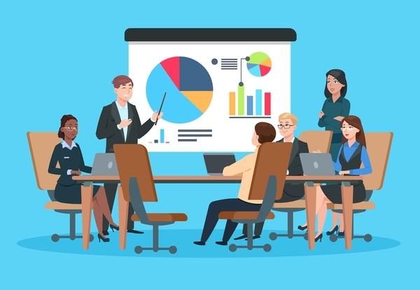 ¿Mucha gente en su reunión? Modifique el propósito