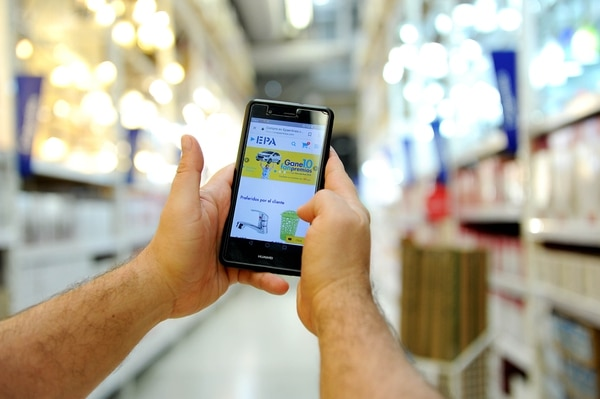 EPA lanzó una tienda en línea que puede utilizarse desde distintos dispositivos. (Foto Melissa Fernández / Archivo).