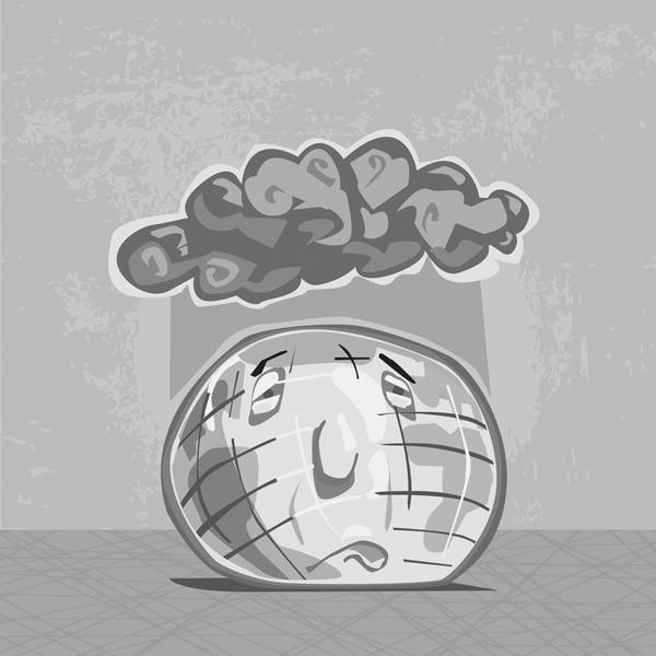 La caída del crecimiento global