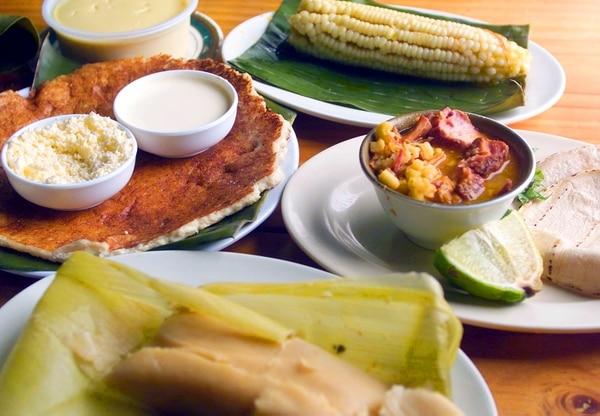 La comisión está en proceso de clasificar los tipos de comida del país por zonas y procedencia.