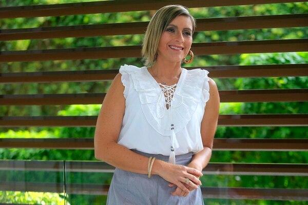 07/11/2019 Barrio Escalante. Karla Chaves, fundadora de la iniciativa Ecoins. Foto: Rafael Pacheco