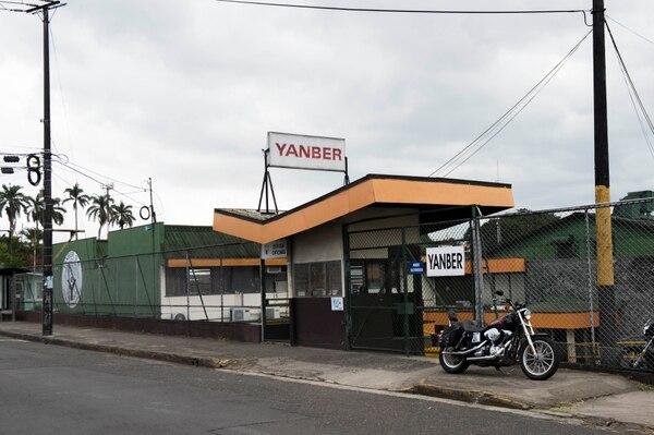 23/01/18. Barrio Cuba, San José, Costa Rica. Fábrica Yanber. Fotografía: Alejandro Gamboa Madrigal