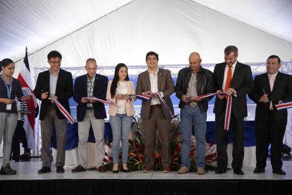 10/01/2019. Coris, Cartago. Inauguración CD Hortifruti. Fotografía Alejandro Gamboa Madrigal