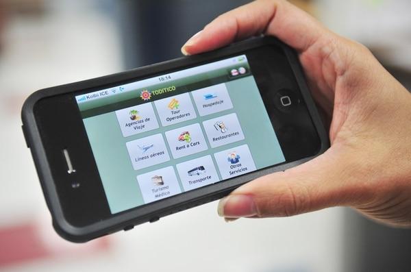 Los negocios pueden aprovechar las apps para relacionarse con sus clientes y con otras empresas.