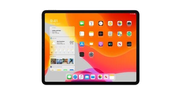 iPadOS promete mayor versatilidad a los usuarios. Foto: Apple.
