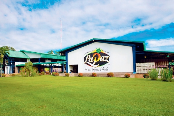 Frutera La Paz, que tiene su planta de producción en San Carlos, exporta desde hace 12 años frutas tropicales a Norteamérica, Europa y otros.