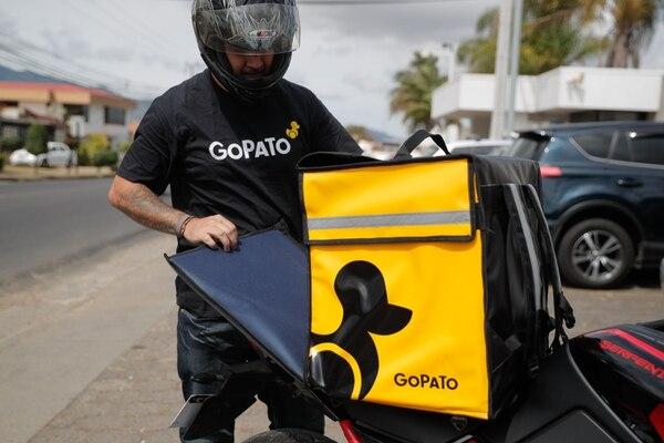 """Go Pato nació en 2015 con el objetivo de convertirse en el """"Uber de los servicios"""". Foto Jeffrey Zamora"""