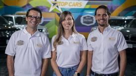 Emprendieron casi a la fuerza, pero Top Cars crece basándose en su conocimiento y experiencia profesional