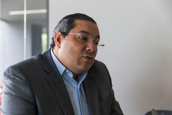 19/06/2018. GN Estudio, Llorente, Tibas, San José, Costa Rica. Entrevista con Manuel Zuñiga, ex CEO de Cuestamoras. Fotografía: Alejandro Gamboa Madigal.