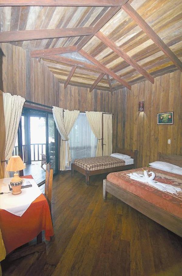 5. Albergue Heliconias Lodge and Rainforest se ubica en Alajuela.
