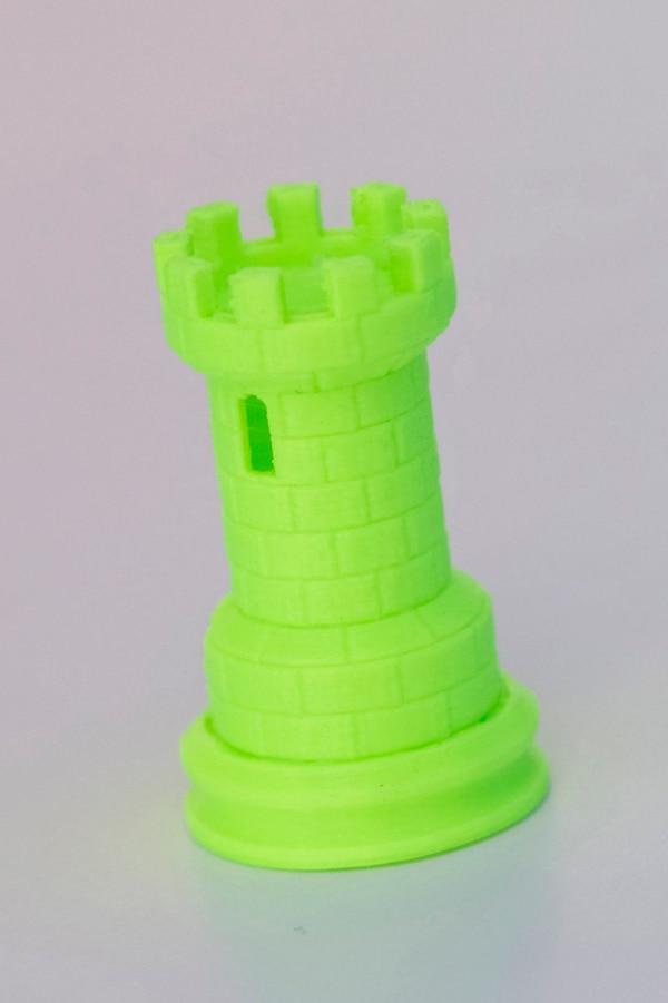 Fabrique todo lo que imagine con impresoras 3D
