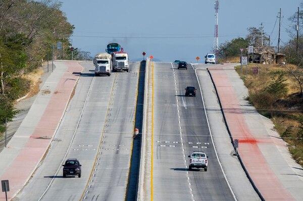 La ampliación a cuatro carriles de la carretera Cañas-Liberia es uno de los incentivos que impulsarían la inversión fuera del GAM.