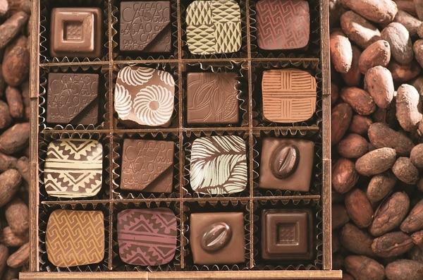Chocolate de Costa Rica