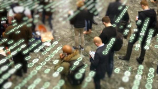 En la información agregada o estadística se agrupan datos y no se identifica a ninguna persona. (Imagen archivo GN)