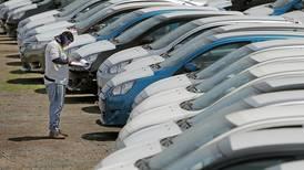 Sector de vehículos se contrae más que en la crisis del 2008, ventas caen hasta 45% en Costa Rica