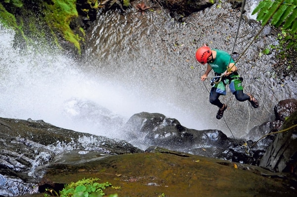 Sky Adventure también opera dos parques ubicados en Monteverde y San Carlos. Foto de: Diana Méndez