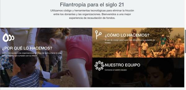 El proyecto TreeSeed, uno de los siete seleccionados en esta segunda etapa de Costa Rica Open Future, plantea ofrecer una mejor experiencia de recaudación de fondos entre organizaciones y personas.