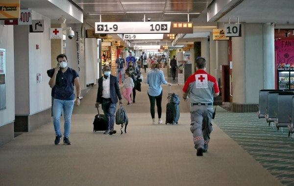 Estados Unidos es el destino número uno para los viajeros costarricenses. (Fotografía: John Durán/Archivo)