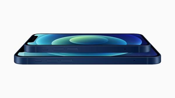 El iPhone 12 y el iPhone 12 mini tendrán un precio en EE. UU. de $799 y $699, respectivamente. (Foto reproducción EF)