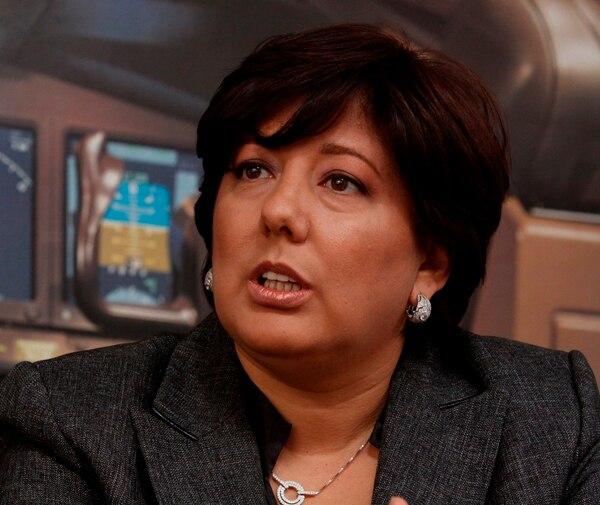 Mónica Segnini recibió el Premio Alborada en la categoría de Mujer Inspiración por su trayectoria laboral.