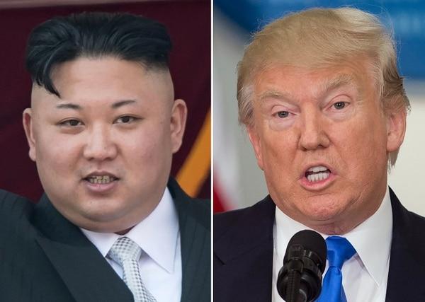 Las amenazas del presidente Donald Trump han dado a Pyongyang lo que más desea: la oportunidad de mostrar a Kim Jong Un enfrentando cara a cara a Estados Unidos.