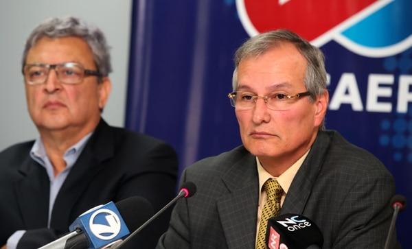 11/06/2018. San Jose. Gonzalo Delgado, presidente de Uccaep. Fotografia: Graciela Solís.