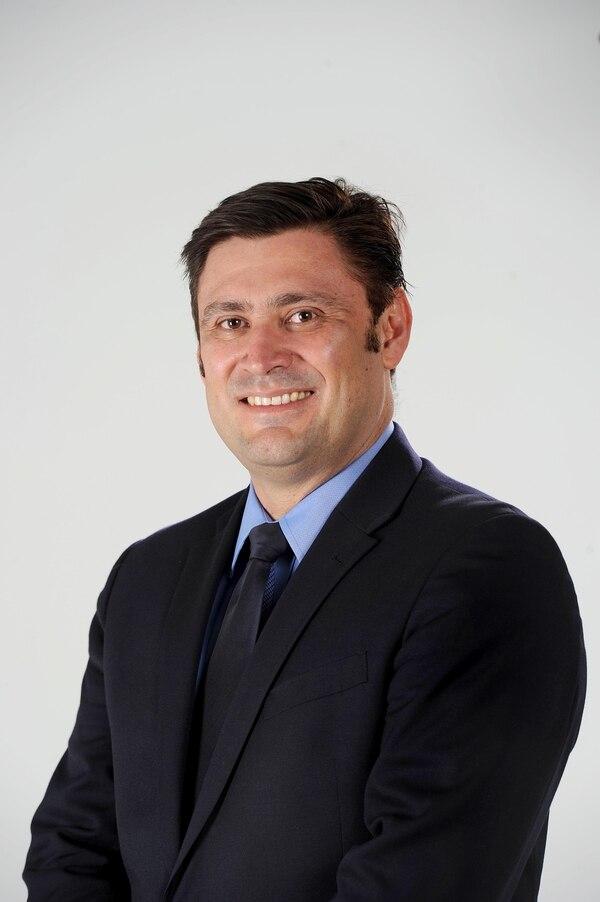 06/04/16. Tibás, Estudio GN Medios. Randall Madriz, abogado y columnista. Fotos Melissa Fernández Silva