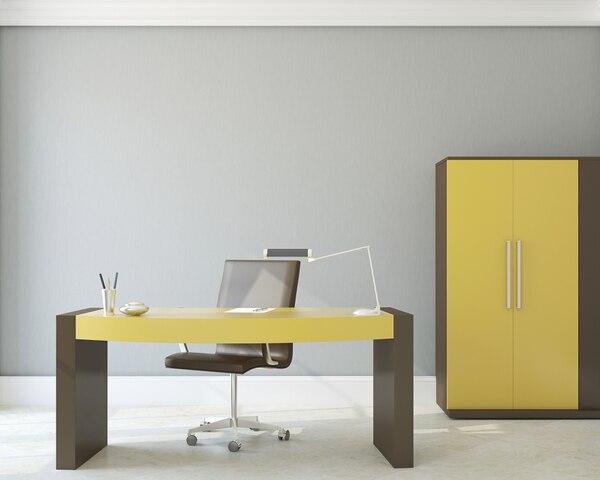 Algunas tareas requieren iluminación artificial adicional específica, por ejemplo, colocar lámparas pequeñas sobre los escritorios.