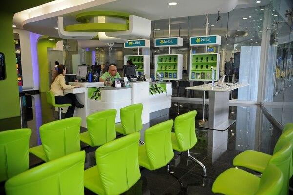 Fitch resaltó posición de mercado en el negocio de telecomunicaciones. El ICE es dueño de la marca Kölbi.