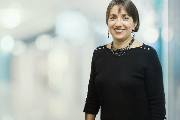 Adriana Arce Mena, emprendedora de 50 años, estudió administración de recursos humanos. En junio del 2016 se incorporó como socia a la empresa Recluta Talenthunters. (Foto: Recluta Talenthunters para EF).