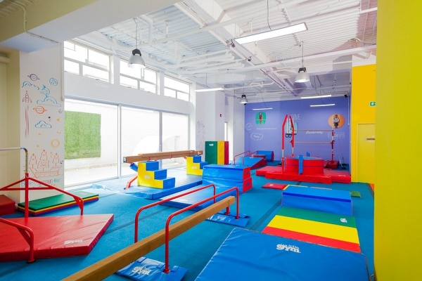 La franquicia estadounidense de gimnasio para niños, The Little Gym, abrirá su primer local en Santa Ana. The Little Gym para EF.