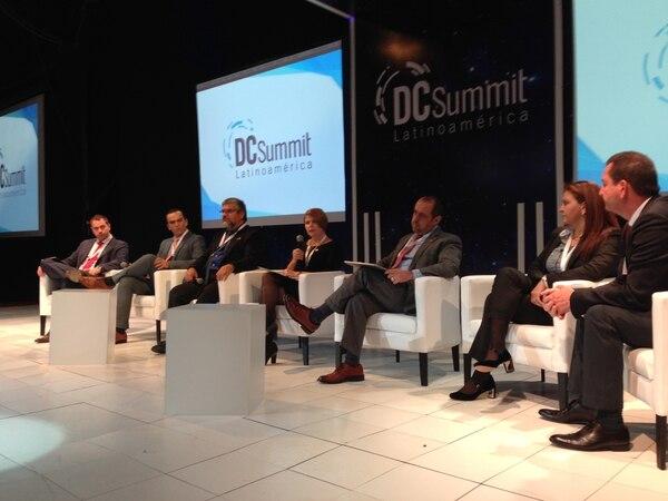 Los panelistas participantes en el foro del Datacenter Summit coincidieron en el potencial que tiene el país para atraer centros de datos de nivel global.