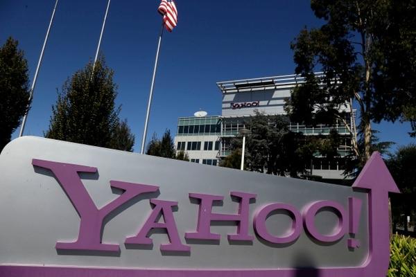 Sede central de Yahoo en Sunnyvale, California.