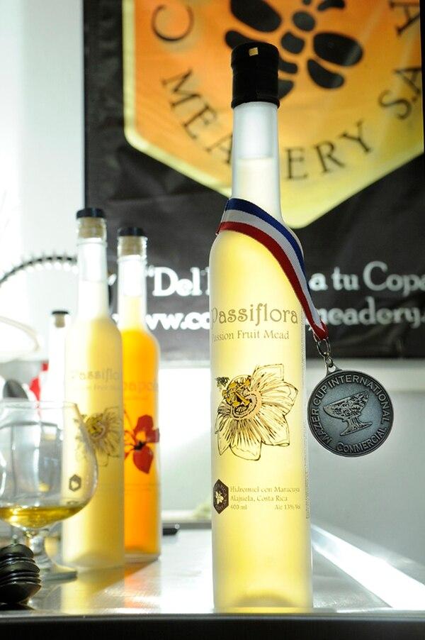 Vino de miel hecho en Costa Rica obtuvo reconocimiento en concurso global
