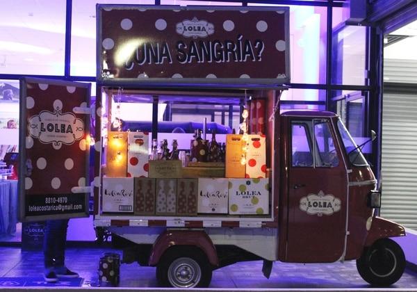 La empresa decidió vender las sangrías, vinos y rones que importa en eventos, con lo cual aumentó sus ventas y posibilidades de negocio. (Foto: Finca Santa Eulalia para EF).