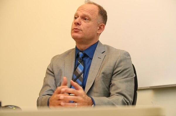 Vincent Guglielmetti, gerente general de Intel Costa Rica.