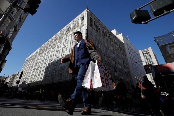 Tienda de Macy's en San Francisco. (Foto AP /Jeff Chiu / Archivo)